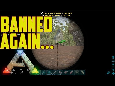 "Admins Banned Me For Using ""AIMBOT"" 