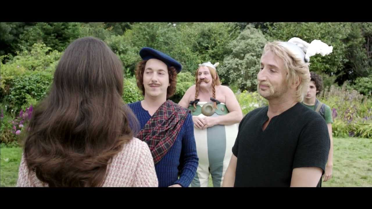 Астерикс и Обеликс в Британии в 3D | ТРЕЙЛЕР | РУС - YouTube