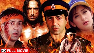 TRENDING MOVIE : CHAMPION Full HD (2000) - चैम्पियन - Sunny Deol - Manisha Koirala - Action  Movie