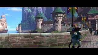 Международные трейлеры для мультфильма Холодное сердце.HD