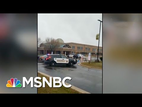 Maryland High School On Lockdown After Shooting | Velshi & Ruhle | MSNBC