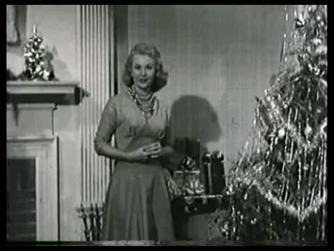 Virginia Mayo  Christmas Seals PSA