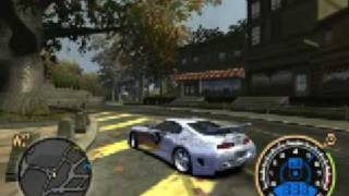 Repeat youtube video NFS Most Wanted / How 2 build a Drift - Car