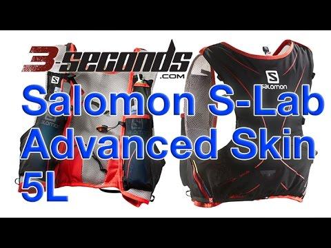 moins cher d376e 83e4b Salomon S Lab Advanced Skin 5L