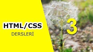KODLAR TV- HTML/CSS Dersleri 3.Bölüm - Web Sitelerinin Yapısı