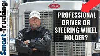 What Professional Truck Drivers Do Differently Than the Rest (+ Lot Lizard Story #2!)