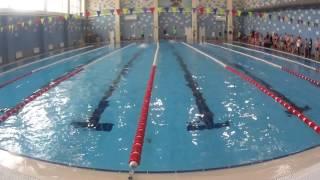 Спартакиада ОГК-2. Женщины до 35. 3 заплыв