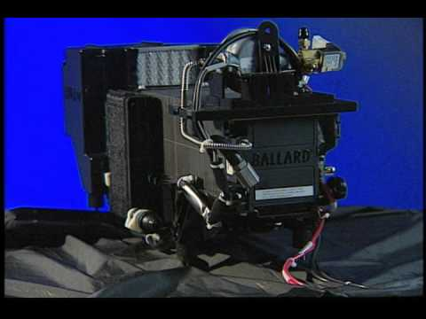 Fuel Cell Power Generation Ballard Systems