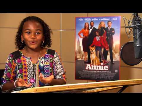 ANNIE - Synchronclip - Ab 15.1.15 im Kino!