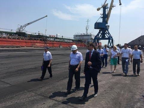 Стратегия развития морского порта Темрюк