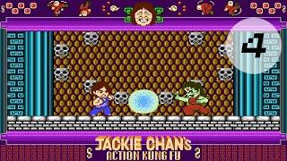 Прохождение Jackie Chan's Action Kung Fu - #4 - Бой с тенью (Финал)