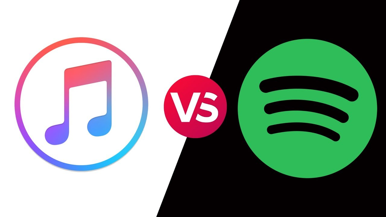 / Vs Apple Music Vs Spotify