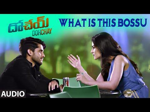 What Is This Bossu Full Audio Song || Dohchay || Naga Chaitanya, Kriti Sanon