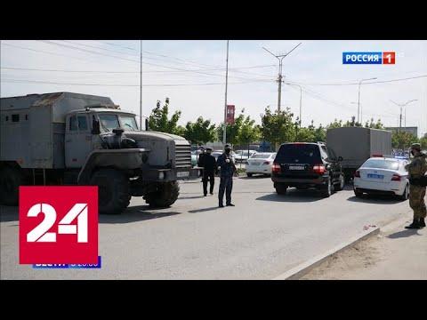 В Дагестане на карантин закрыли целый город,в Башкирии вернувшихся вахтовиков отправят в обсервацию