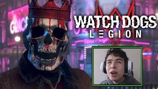 Watch Dogs: Legion - Announcement / Reveal Gameplay Trailer - GRANNY TO OP