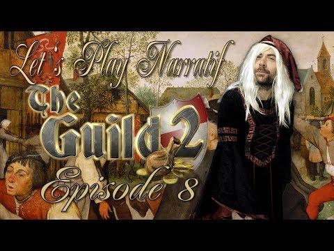 (LP Narratif) The Guild 2 - Episode 8 - Pacte avec Camille