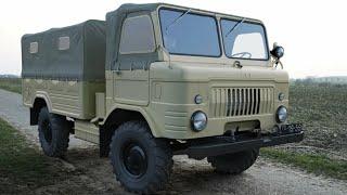 """Первый образец """"шишиги"""" ГАЗ-62, что с ним было не так?"""