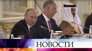 На ПМЭФ - 2018 между Россией и Францией подписаны соглашения почти на миллиард евро.