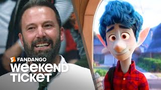 What to Watch This Week: Onward, The Way Back | Weekend Ticket