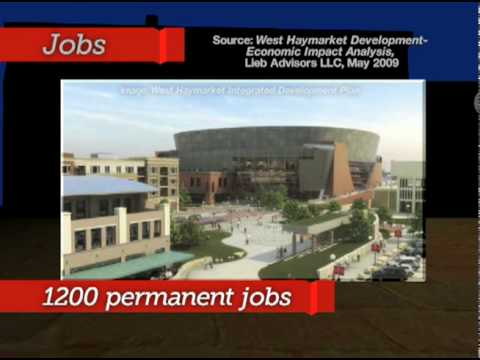 Lincoln Haymarket Arena - What are the economic impacts?