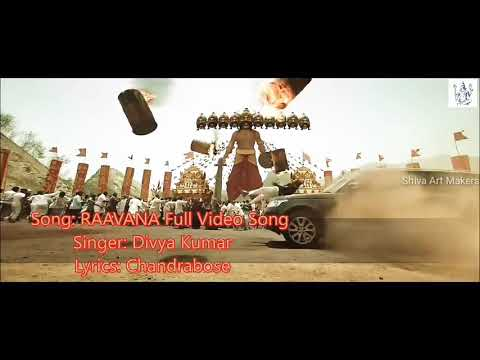 RAVANA full video song.Jai Lav Kush....