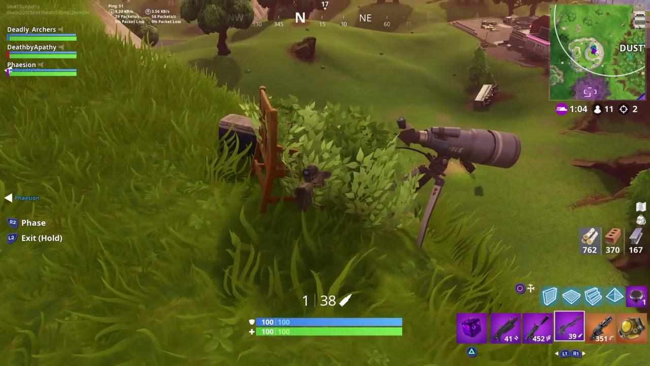 Fortnite's 'Shadow Stone' Disabled After Players Become Invisible