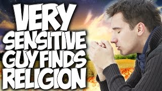 """COD AW: VERY SENSITIVE GUY FINDS RELIGION!! #GOONSQUAD """"COD FUNNY MOMENTS"""""""