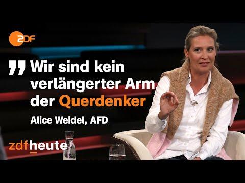 AfD, Querdenker und Spitzenkandidatur Weidel   Markus Lanz vom 04. Mai 2021