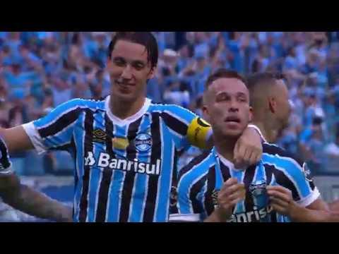 f3ab53e7e6 Melhores Momentos de Grêmio 3 x 0 Internacional - Campeonato Gaúcho 2018