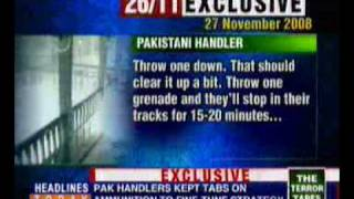 Mumbai Attack Terror Tape-phone conversation part1