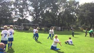 Jysk-Fynsk mesterskab 2013 - kamp om 3.plads - straffespark