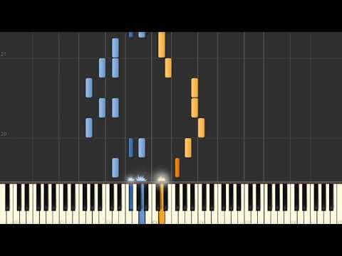 Chitty Chitty Bang Bang Theme – Piano tutorial