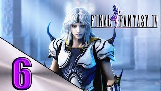 FINAL FANTASY 4 WALKTHROUGH PART 6 VILLAGE MIST,SILVERA,TOWN OF TOROIA E ELFO NEGRO