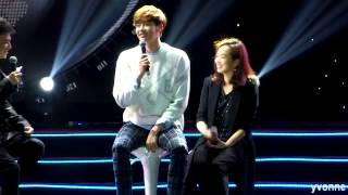 [07.02.2015] Lee Jong Suk doing Buing Buing @ Guangzhou FM