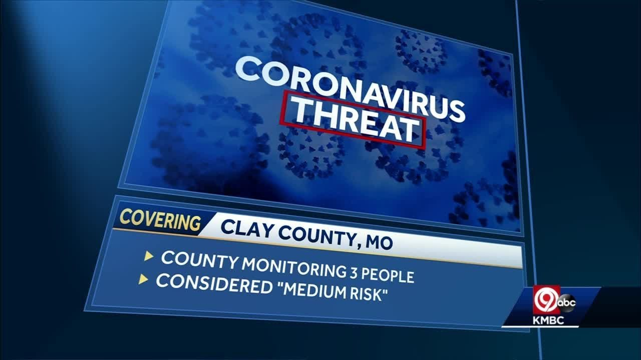 3 in Clay County being monitored for coronavirus - YouTube