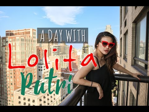 PVLOG #14 - A DAY WITH LOLITA PUTRI