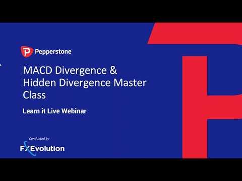 MACD Divergence & Hidden Divergence Master Class