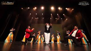 14 Pammi Aunty's Entry | SPB | SHIAMAK Vancouver Summer Funk 2019 - The SHAADI Musical