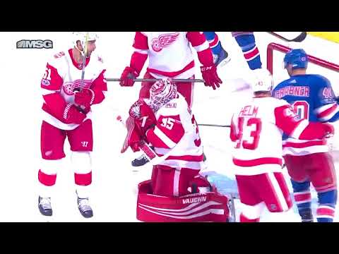 Detroit Red Wings vs New York Rangers - November 24, 2017 | Game Highlights | NHL 2017/18