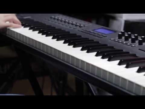 Power Metal Keyboard Lead Sound Sample Explained.