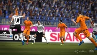 UEFA EURO 2012 - Netherlands vs Germany and more (Gameplay 1080p)