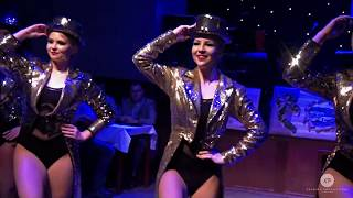 Retro dance show / Golden New York