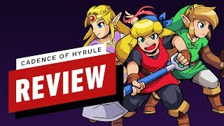 Cadence of Hyrule Review (Video Game Video Review)