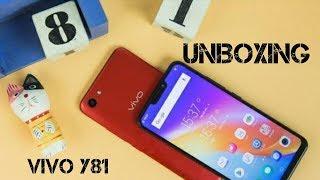 Vivo Y81 (Black, 32 GB) (3 GB RAM) Unboxing