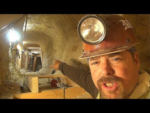 Another Day Digging A Tunnel Inside The Earth - Ask Jeff Williams