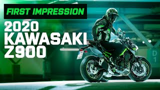 2020 Kawasaki Z900 First Impression | Visordown.com