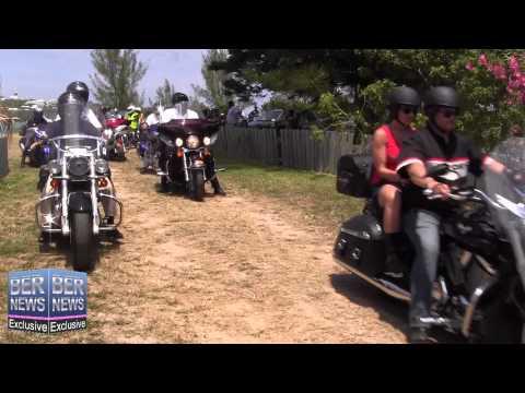 Steve Wallach President Of ETA Motorcycle Cruises In Bermuda, June 21 2014