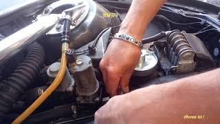 Changer le filtre à carburant (gasoil)  BMW 330D e46 , e90 , e92 , e93 , 530D e39, e60, F10 , F11