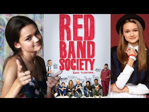 CIARA BRAVO TALKS CELEB STYLE CRUSH!  RED BAND SOCIETY!