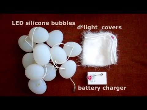 How to Assemble your d°light Huggable